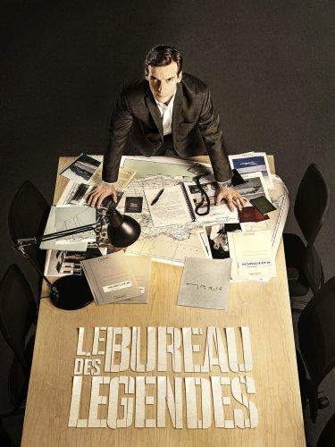 Сериал Бюро легенд 1 - 5 Сезон (2020)