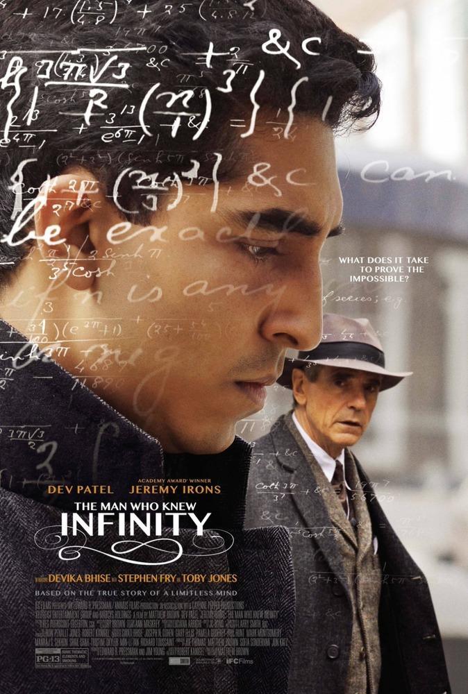 Человек, который познал бесконечность (2015)
