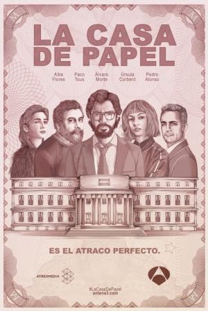 Бумажный дом 4 сезон (2020)