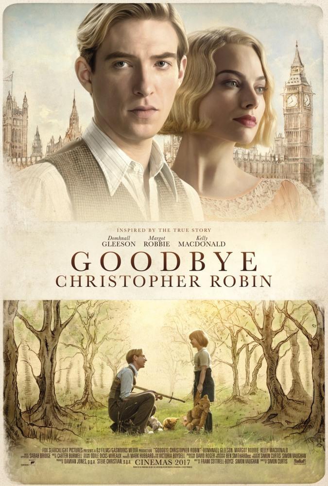 Прощай, Кристофер Робин (2017)
