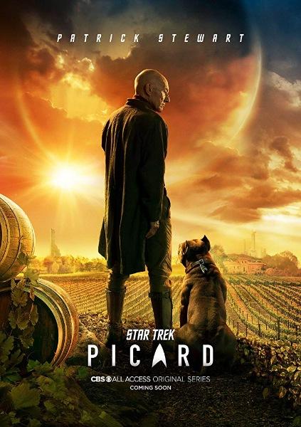 Сериал Звёздный путь: Пикар (2020)